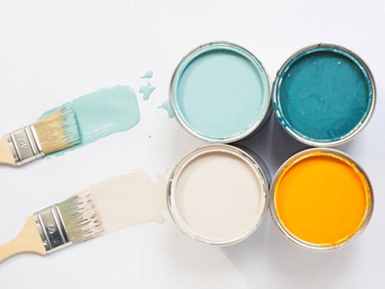 Maler mit Fachkenntnis und hochwertige Materialien
