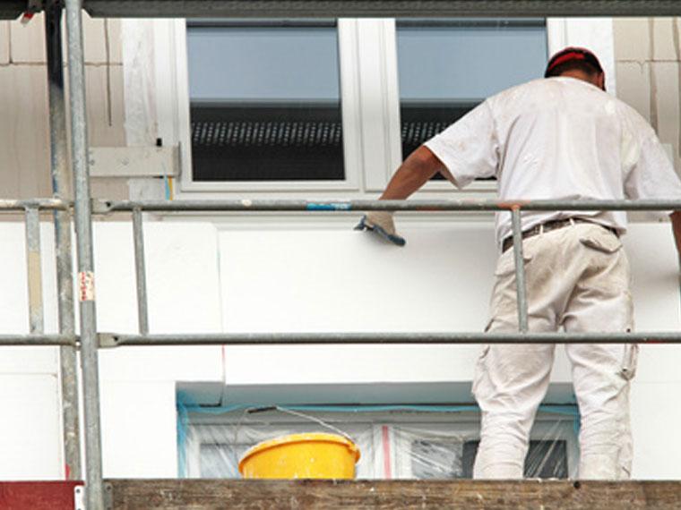 Wärmedämmung von Ihrem Malerfachbetrieb Kohler & Ziegelmeier
